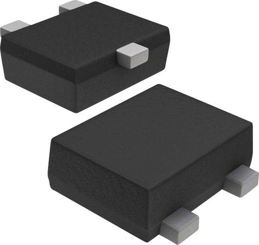 Z-Dioden Array BZB984-C6V2,115 Gehäuseart (Halbleiter) SOT-663 nexperia Zener-Spannung 6.2 V Leistung (max) P(TOT) 265 m