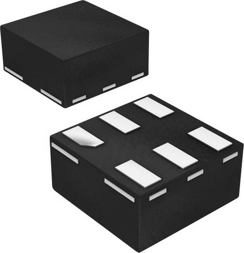 TVS-Diode nexperia PESD3V3L5UK,132 XSON-6 5.3 V 28 W