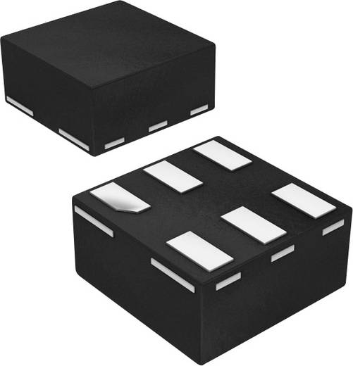 TVS-Diode NXP Semiconductors PESD3V3V4UK,132 XSON-6 5.3 V 25 W