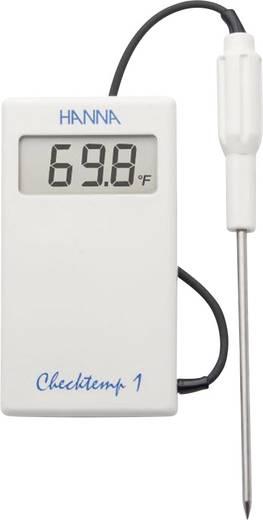Einstichthermometer (HACCP) Hanna Instruments Checktemp 1 Kalibriert nach ISO Messbereich Temperatur -50 bis 150 °C HAC