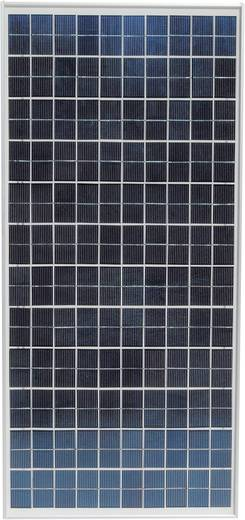 Polykristallines Solarmodul 55 Wp 17.1 V Sunset