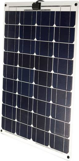 Solar-Set SM 45L pour bateaux et yachts Sunset 110263 45 Wp inkl. Anschlusskabel, inkl. Laderegler, geeignet für Wohnmob