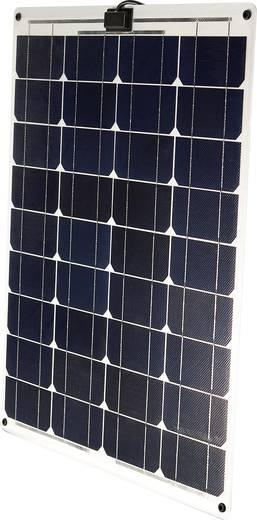 Solar-Set SM 45L Sunset 110263 45 Wp inkl. Anschlusskabel, inkl. Laderegler, geeignet für Wohnmobil und Boot