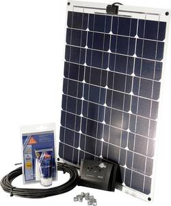 Solárna sada Sunset SM 50L 110263, 50 Wp, vr. nabíjacieho regulátora, vr. kábla