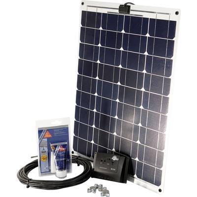 sunset sm 50l 110263 solar set 50 wp inkl laderegler. Black Bedroom Furniture Sets. Home Design Ideas
