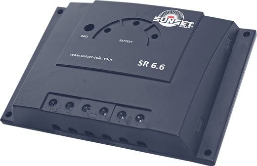 Solar-Set PX 55 Sunset 110270 55 Wp inkl. Anschlusskabel, inkl. Laderegler, geeignet für Wohnmobil und Boot