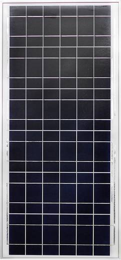 Monokristallines Solarmodul 60 Wp 12 V Sunset AS 60