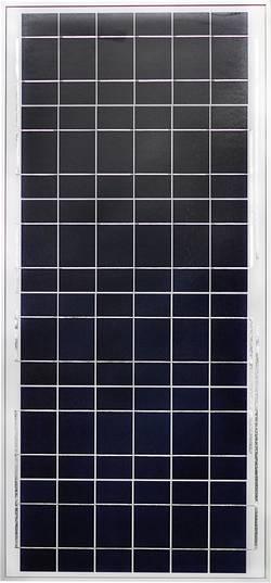 Monokryštalický solárny panel Sunset AS 60, 3350 mA, 60 Wp, 12 V