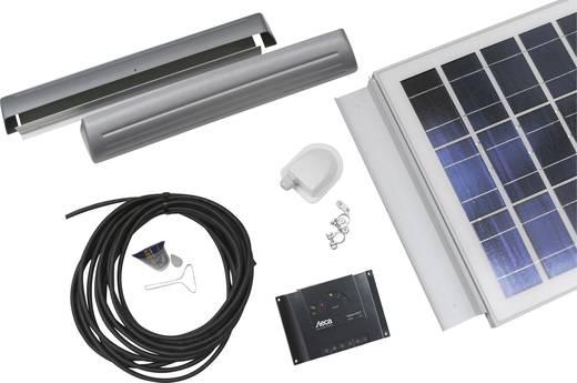 Sunset 10551 Solar-Set 85 Wp inkl. Anschlusskabel, inkl. Laderegler, geeignet für Wohnmobil und Boot