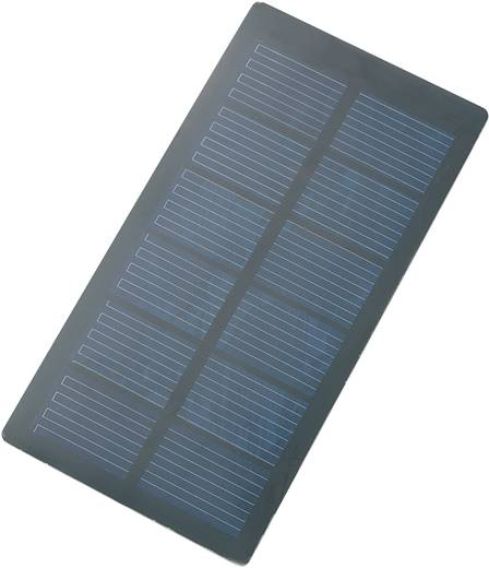 Polykristallines Solarmodul 0.75 Wp 3 V