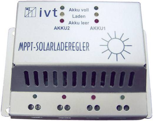 Laderegler IVT MPPT-Controller Serie 12 V, 24 V 3 A