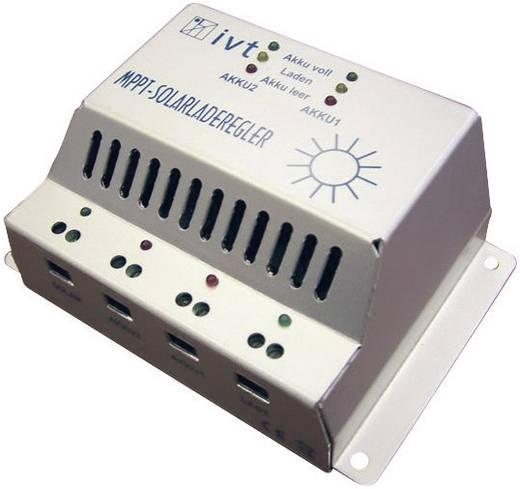 Solar-Laderegler 12 V, 24 V 3 A IVT MPPT