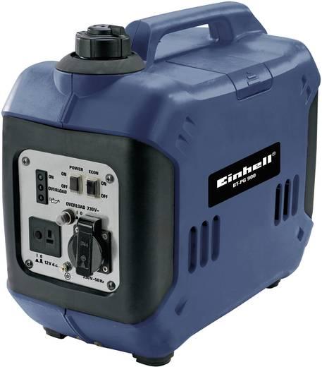 Einhell Stromerzeuger BT-PG 900 BT-PG 900 Kraftstoff Benzin Dauerleistung: 900 W Betriebsdauer Bei 2/3 Last ca. 4 Stunde