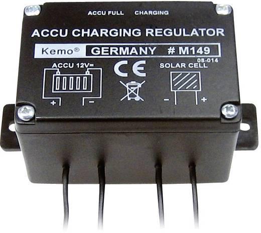 Solar-Laderegler 12 V 6 A Kemo Solarny regulator ładowania 12V = 6A Kemo Electronic
