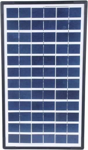 Monokristallines Solarmodul 21 Wp 12 V Sundaya LEC350