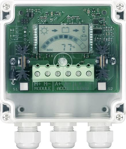 Solar-Laderegler Steca PR 2020 IP65 PWM 12 V, 24 V 20 A