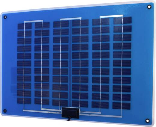 Polykristallines Solarmodul 10 Wp 15.5 V Sunset F-Lite