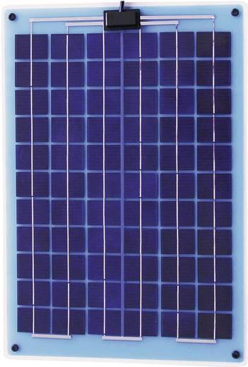 Polykristallines Solarmodul 20 Wp 15.5 V Sunset F-Lite