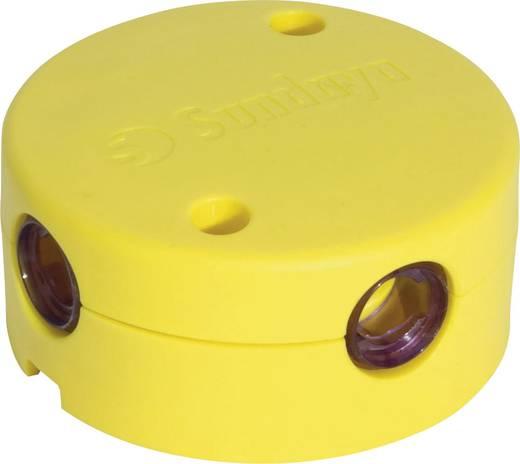 Solar-Set mit 4 Lampen, inkl. Anschlusskabel Sundaya Ulitium Kit 4 303208 Leistung 12 Wp