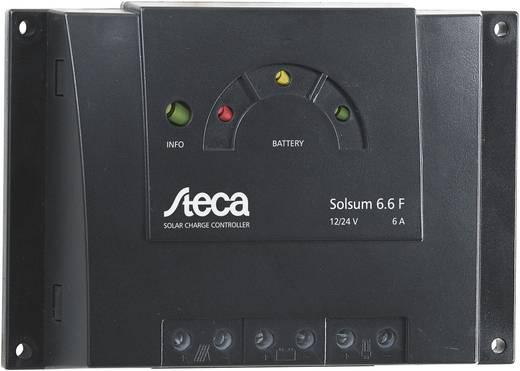 Solar-Laderegler Steca Solsum 6.6 F Serie 12 V, 24 V 6 A
