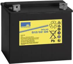 Solární akumulátor 12 V 32 Ah GNB Sonnenschein S12/32 G6 081 9862500
