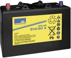 Solární akumulátor 12 V 90 Ah GNB Sonnenschein S12/90 A 081 987220