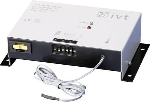 Solar-Laderegler IVT 12 V, 24 V 20 A