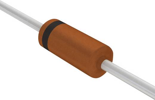 Z-Diode NZX2V4A,133 Gehäuseart (Halbleiter) Axial NXP Semiconductors Zener-Spannung 2.4 V Leistung (max) P(TOT) 500 mW