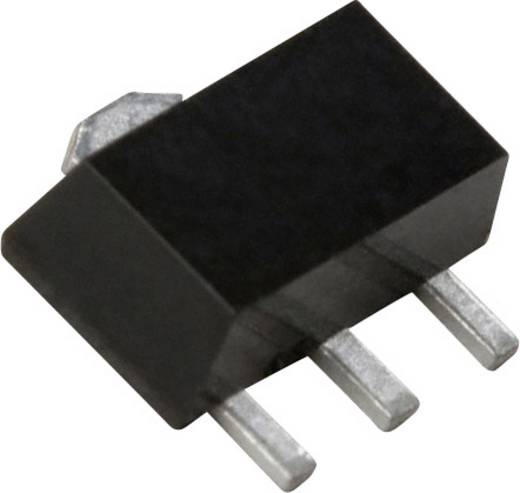 Z-Diode BZV49-C24,115 Gehäuseart (Halbleiter) SOT-89 NXP Semiconductors Zener-Spannung 24 V Leistung (max) P(TOT) 1 W