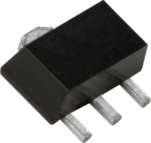 Z-Diode BZV49-C62,115 Gehäuseart (Halbleiter) SOT-89 NXP Semiconductors Zener-Spannung 62 V Leistung (max) P(TOT) 1 W