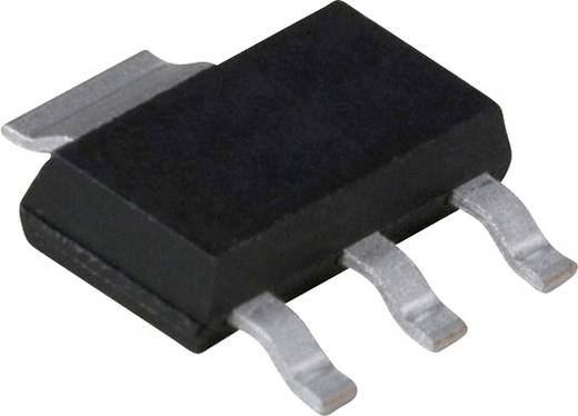 Z-Diode BZV90-C7V5,115 Gehäuseart (Halbleiter) SC-73 NXP Semiconductors Zener-Spannung 7.5 V Leistung (max) P(TOT) 1.5 W