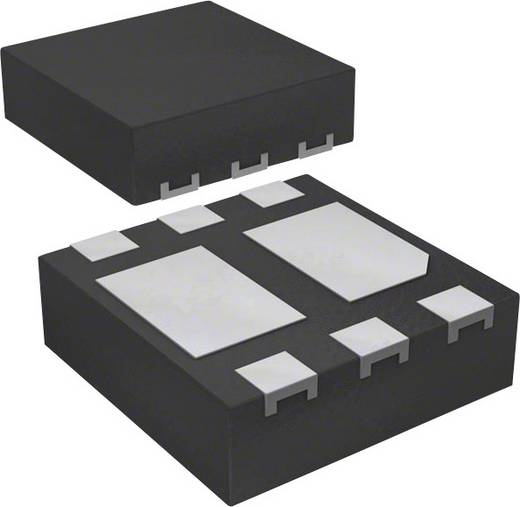 Transistor (BJT) - Arrays nexperia PBSS5112PAP,115 HUSON-6 2 PNP