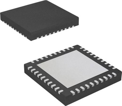 Datenerfassungs-IC - Analog-Digital-Wandler (ADC) NXP Semiconductors ADC1010S080HN/C1,5 Extern, Intern HVQFN-40
