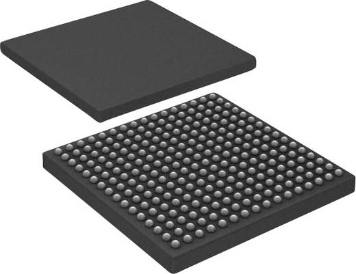 Embedded-Mikrocontroller LPC4370FET256E LBGA-256 (17x17) NXP Semiconductors 32-Bit Tri-Core 204 MHz Anzahl I/O 164