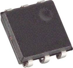 CI Mémoire Maxim Integrated DS2431P+T&R TSOC-6 EEPROM 1 ko 256 x 4 1 pc(s)