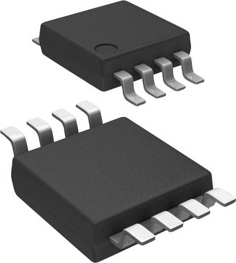 Linear IC - Komparator Maxim Integrated MAX981CUA+ mit Spannungsreferenz Offener Drain uMAX-8
