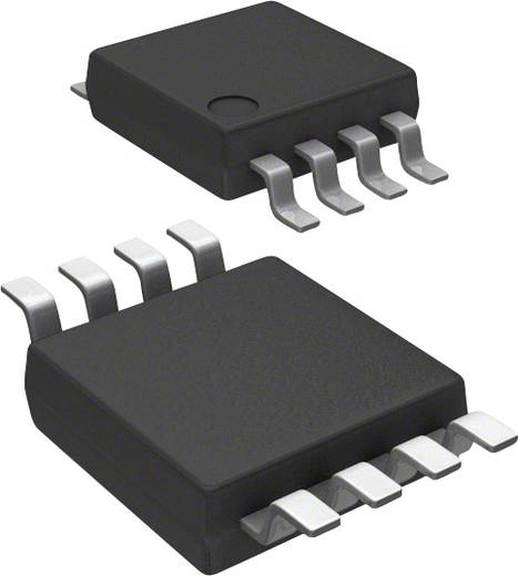 Linear IC - Temperatursensor, Wandler Maxim Integrated DS1721U+ Digital, zentral I²C uMAX-8