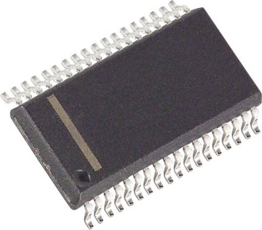 PMIC - Anzeigentreiber Maxim Integrated MAX6952EAX+ LED 5 x 7 Matrix 4 Ziffern Vierdraht, Seriell 12 mA SSOP-36