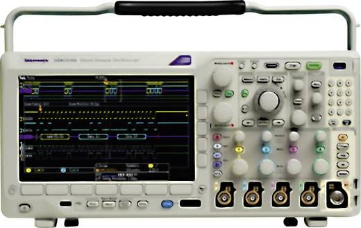 Digital-Oszilloskop Tektronix MDO3014 100 MHz 4-Kanal 2.5 GSa/s 10 Mpts 11 Bit Kalibriert nach ISO Digital-Speicher (DSO