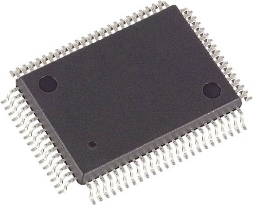 Embedded-Mikrocontroller DS5002FMN-16+ QFP-80 (14x20) Maxim Integrated 8-Bit 16 MHz Anzahl I/O 32