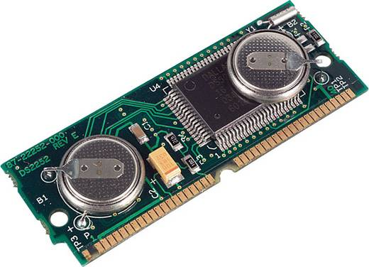 Embedded-Mikrocontroller DS2250T-32-16+ SIMM-40 Maxim Integrated 8-Bit 16 MHz Anzahl I/O 32