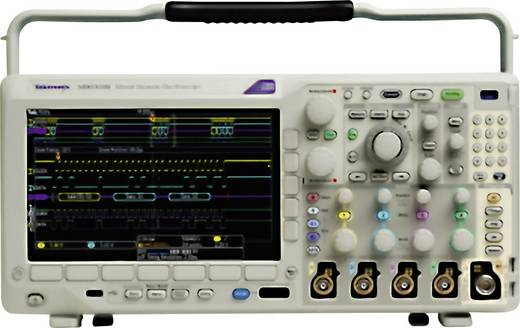 Digital-Oszilloskop Tektronix MDO3054 500 MHz 4-Kanal 2.5 GSa/s 10 Mpts 11 Bit Kalibriert nach DAkkS Digital-Speicher (D