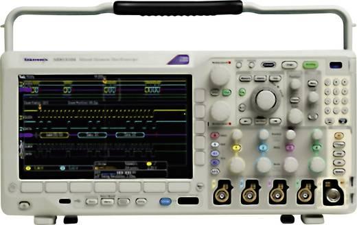 Digital-Oszilloskop Tektronix MDO3054 500 MHz 4-Kanal 2.5 GSa/s 10 Mpts 11 Bit Kalibriert nach ISO Digital-Speicher (DSO