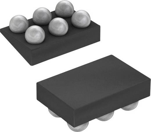 Speicher-IC Maxim Integrated DS2431X-S+ UCSP-6R EEPROM 1 kBit 256 x 4