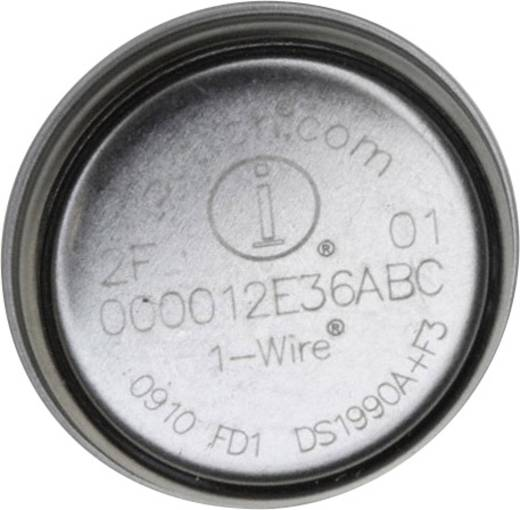 Speicher-IC, Module - Spezialisiert Maxim Integrated DS1961S-F3+ F3 iButton EEPROM 1 kBit 256 x 4