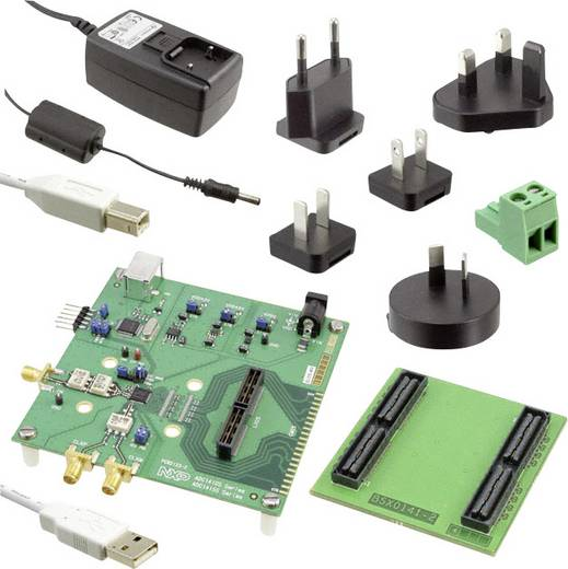 Entwicklungsboard NXP Semiconductors ADC1415S125F2/DB