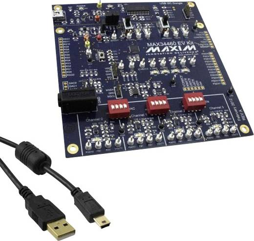 Entwicklungsboard Maxim Integrated MAX34460EVKIT#