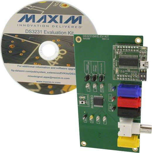 Entwicklungsboard Maxim Integrated DS3231MEVKIT#
