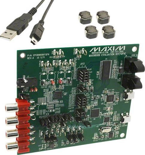 Entwicklungsboard Maxim Integrated MAX98089EVKIT#TQFN