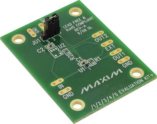 Entwicklungsboard Maxim Integrated MAX9062EVKIT+